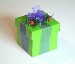 Alternative Gift Wrap | Guarantee Green Blog