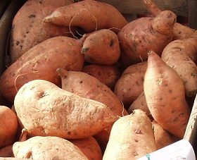 Sweet Potatoes | Guarantee Green Blog