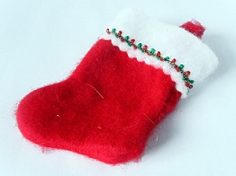 Christmas Stocking | Guarantee Green Blog