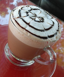 Hot Chocolate | Guarantee Green Blog